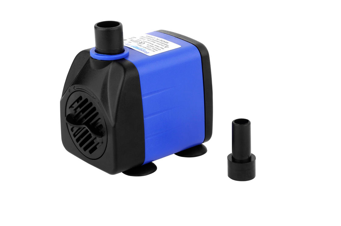 15w Low Power Pond Pump Centrifugal Type Energy Saving No Radiation