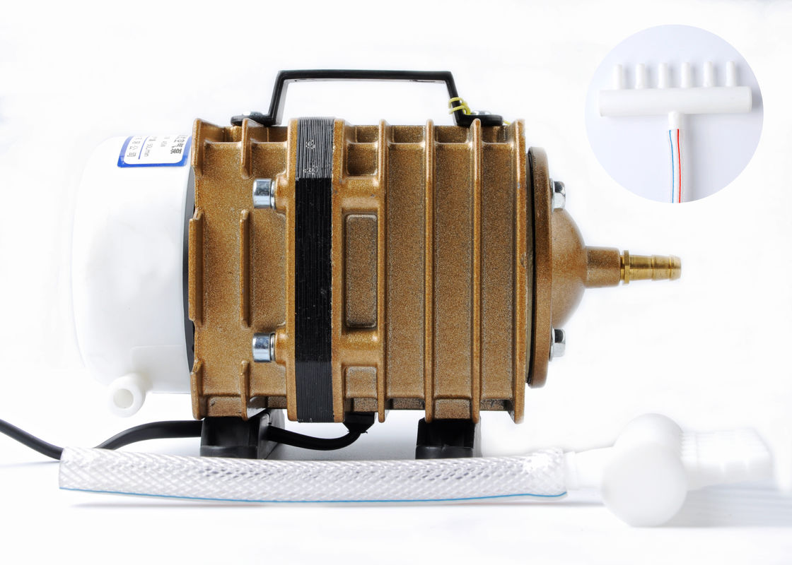 High Pressure Sewage Air Pump Non - Oil Lubricating Eco Friendly