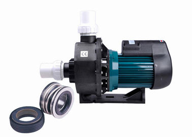 China Swimming Pool Centrifugal Water Pump Dual Speed With Filter Basket factory