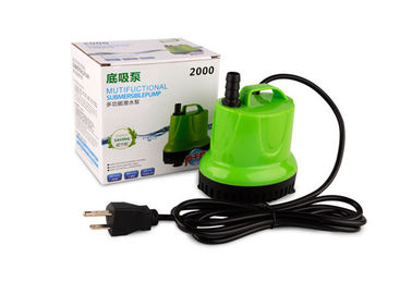 China Ceramic Shaft Aquarium Water Pump Low Energy Consumption 40w Power distributor