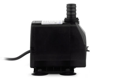 60w 90w Submersible Fountain Pump , Battery Operated Water Pump High Pressure