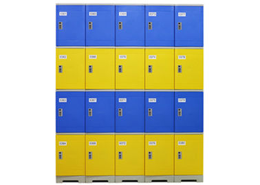 China Multifunction Design Library Lockers , Anti Moisture Office Storage Lockers distributor
