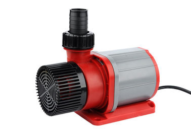 China Red Variable Frequency Drive Water Pump Silence Operation Energy Saving Oil Free factory